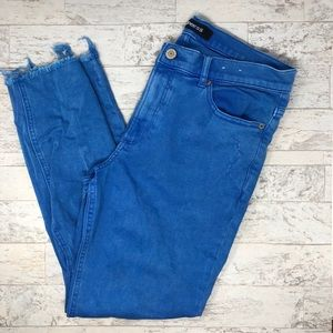 Express Ankle Legging High Rise Jeans Size 10